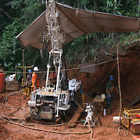 East Asia Minerals EAS — Sangihe Gold Project — Drilling Operations