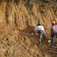 East Asia Minerals EAS — Sangihe Gold Project — Taking Samples