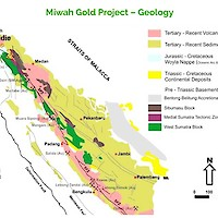 Miwah Gold Project – Geology