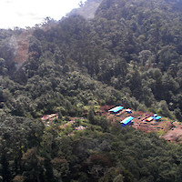 East Asia Minerals EAS — Miwah Gold — Camp Site Aerial